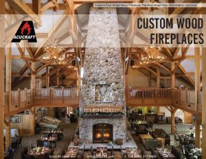 Wood Fireplace Catalog by Acucraft