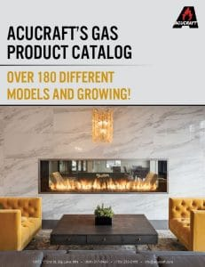 Gas Product Catalog by Acucraft